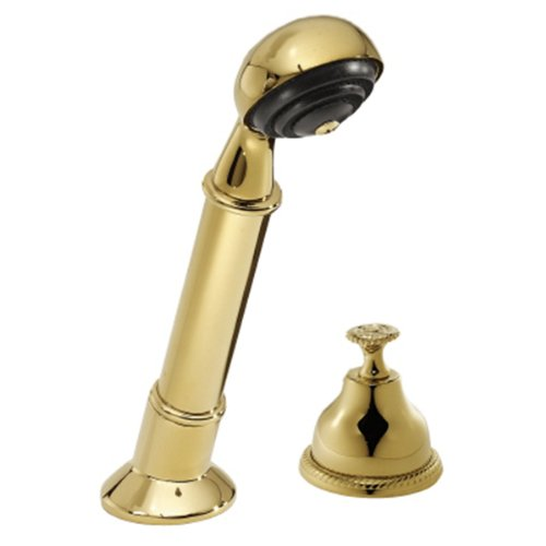 Pegasus A663450PBV 5000 Series Hand Shower with Diverter, Polished Brass (Pegasus Roman Tub Faucet Parts compare prices)