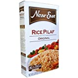 Near East RICE PILAF Mix ORIGINAL 6.09oz (2 Pack) by Near East