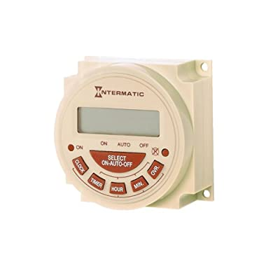 Intermatic PB313E 24-Hour 16-Amps 120-Volt Electric Timer