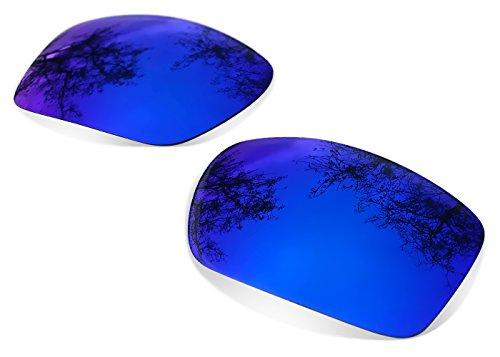 Mirror Bull Pit Blue Recambio Lentes Sunglasses para Polarizadas Oakley Restorer de YwUvYqZT