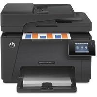 HP - Color LaserJet Pro M177 Wi-Fi Multifunction Laser Printer, Copy/Fax/Print/Scan CZ165A (DMi EA