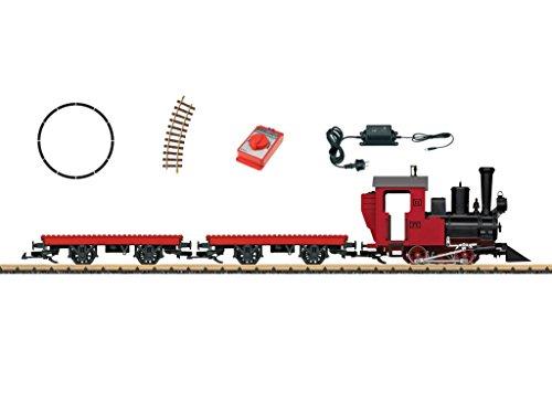 LGB 90463 Building Block Train Starter Set
