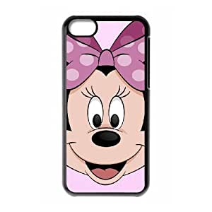 Hard Back Cover Protector Ipod Touch 6 Cell Phone Case Black Minnie Mouse Cccfc Design Durable Phone Cases
