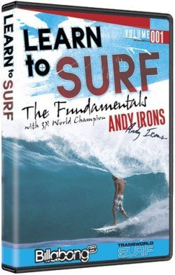 VAS Entertainment Surf DVD - Learn To Surf W/ Andy Irons