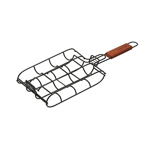 Good Cook Barbeque Corn Grilling Basket with Handle
