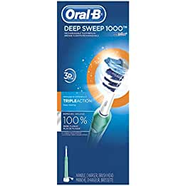 Oral-B Professional Deep Sweep Triaction 1000