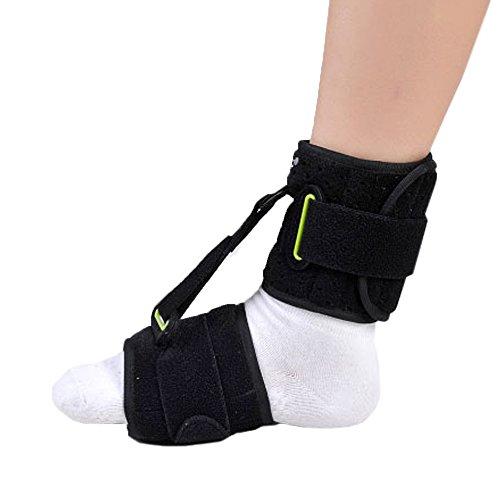 Ober Adjustable Ankle Brace Support AFO Orthotics Strap E...