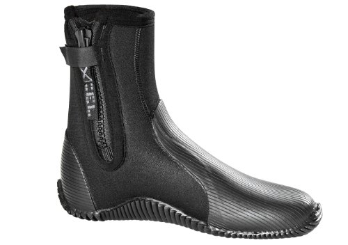 6 5mm XCEL ThermoBamboo Boots Zipper