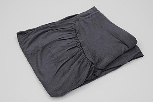 MEISHINE® Verano Mujer 7/10 Holgados Pantalones Deportivos Pantalones de Yoga Algodón Modal Harem Pantalón Polainas para Danza, Yoga, Ganduleado, Fitness Gris oscuro