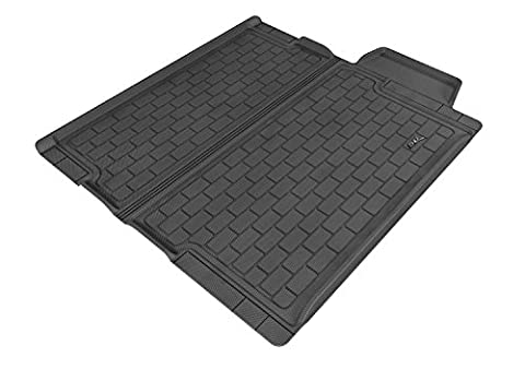 3D MAXpider Cargo Custom Fit All-Weather Floor Mat for Select Land Rover Range Rover Models - Kagu Rubber - Range Rover Foot
