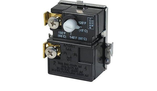 Nacional Brand Alternative 559485 Apcom WH9 inferior calentador de agua termostato: Amazon.es: Bricolaje y herramientas