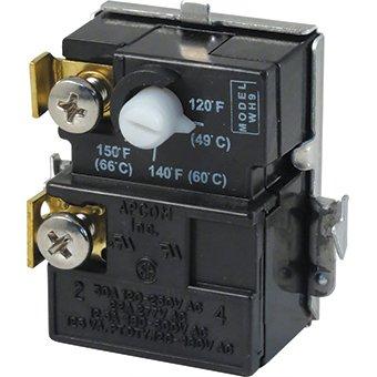 NATIONAL BRAND ALTERNATIVE 559485 Apcom Wh9 Lower Water Heater Thermostat from National Brand Alternative