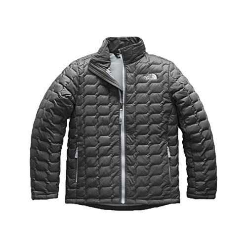 The North Face Boys Thermoball Full Zip - Graphite Grey - M
