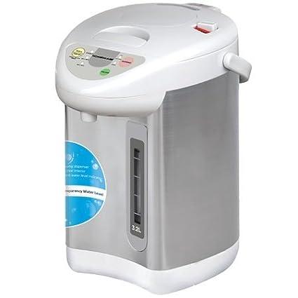 HOMEIMAGE 3.2 Liter Electric Thermo Hot Pot - HI-EKA32L