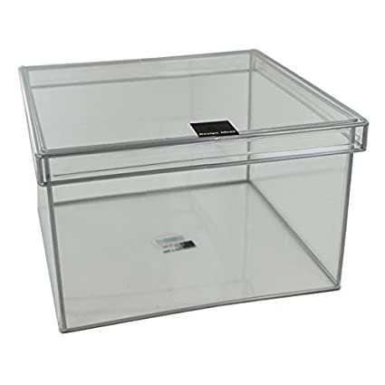 Design Ideas 165351 Extra Large Clear Storage Box, Extra Large