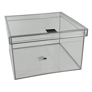 Design Ideas 165351 Extra Large Clear Storage Box