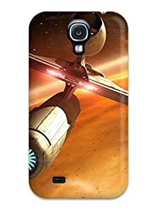 For Galaxy S4 Tpu Phone Case Cover(uss Kelvin)