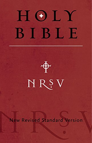 NRSV Bible, eBook