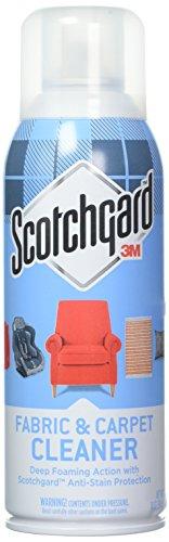 Fabric 3m Scotchgard (3M Company Scotchgard Fabric & Carpet Cleaner, 14 Oz.)