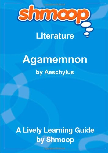 agamemnon shmoop