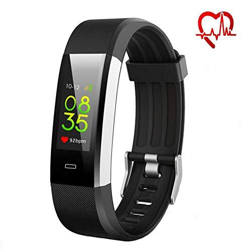 Hyphenx Fitness Tracker Waterproof Health Watch Heart Rate