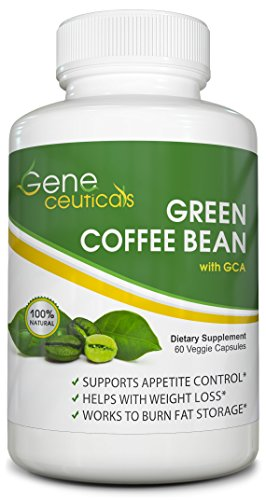 Geneceuticals Green Coffee Bean Extract with GCA - 60 Capsule