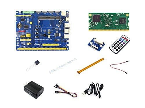 Waveshare Raspberry Pi Compute Module 3 Development Kit Type