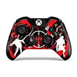 Cheap Designer Skin Sticker for the Xbox One Wireless Controller Decal Infected