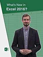 What's in Excel 2016?