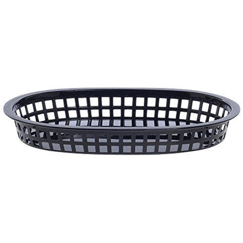 HUBERT Large Fast Food Basket 10 7/8