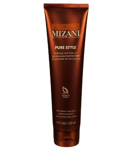 Mizani Workable Gel Haute Hold, Pure Style 5 once