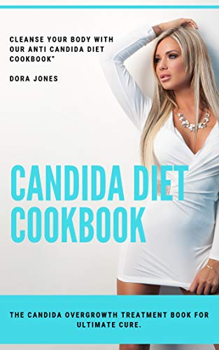 Candida Diet Cookbook Overgrowth Treatment ebook product image