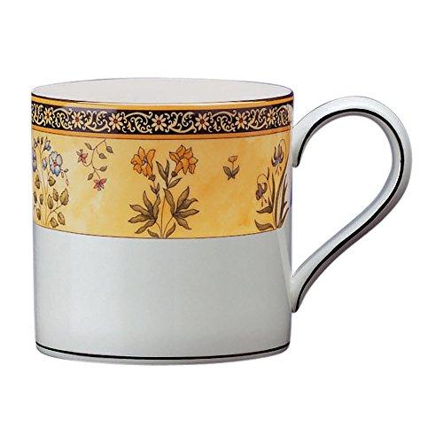 Wedgwood India Mug, 0.5 pint, Cream