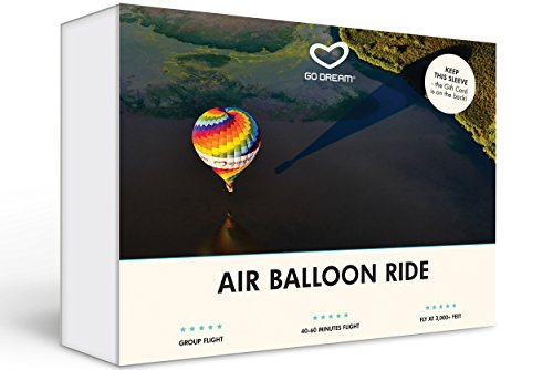 (Gift Card for an Air Balloon Ride In Upstate New)