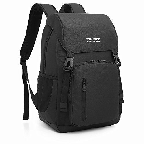Price comparison product image TOURIT Insulated Cooler Backpack Bag Picnic Back Packs Cooler Stylish Lightweight Backpack with Cooler Large Capacity for Men Women to Hiking, Travel, Camping, 28 Cans