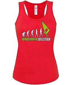 WINDSURFEN EVOLUTION 626(TT-F-R-Weiss-Grün) Gr. XL