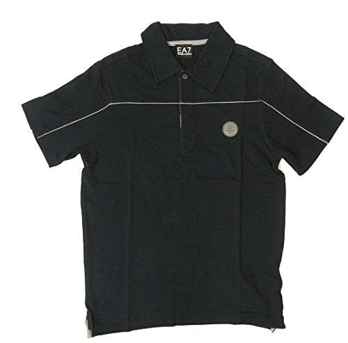[アルマーニ] ポロシャツ 濃紺 ゴルフ メンズ エンポリオアルマーニ EA7 A-1223 [並行輸入品]