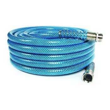 """Camco 50ft Premium Drinking Water Hose - Lead Free, Anti-Kink Design, 20% Thicker Than Standard Hoses (5/8""""Inside Diameter)"""