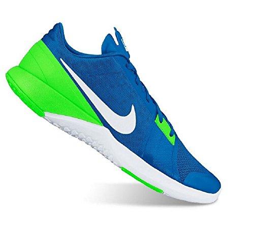 Nike Mens Fs Lite Trainer 3 Scarpa Da Allenamento Soar / White / Green Strike