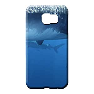samsung in galaxy s6 Dirtshock Compatible Protective Cases cell phone carrying cases shark brain and hong hong S6 Case