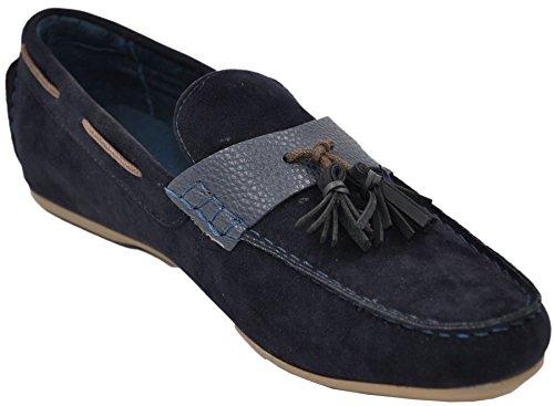 Flats Blue Galax Blue Flats Loafer Men Galax Loafer Men Men Galax Blue Loafer Flats Galax Men Loafer AtUqPtwr