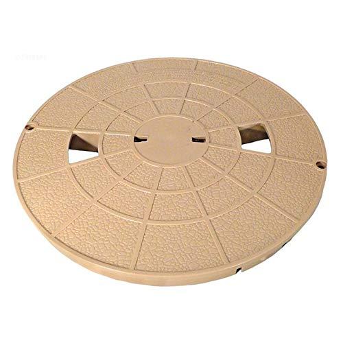 (Pentair 516216 Tan Deck Lid Replacement Bermuda Gunite and Vinyl Liner)