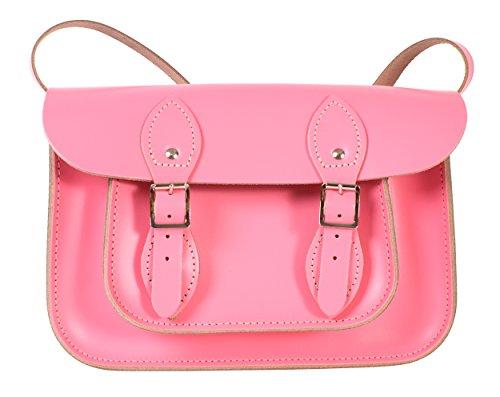 cartera Oxbridge estilo small Shop mujer rosa Satchel Bolso para TxIBzq