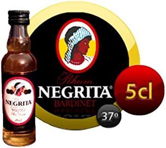 BodasOutlet Botella Ron Negrita: Amazon.es: Hogar