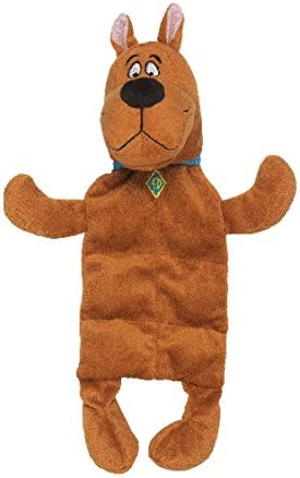 Scooby-Doo Toy with Belly Squeaker