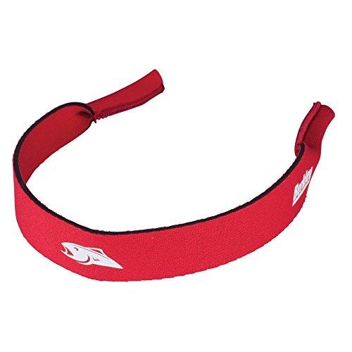 Berkley Neoprene Bans red Sunglasses Retainer, - Berkley Glasses Sun