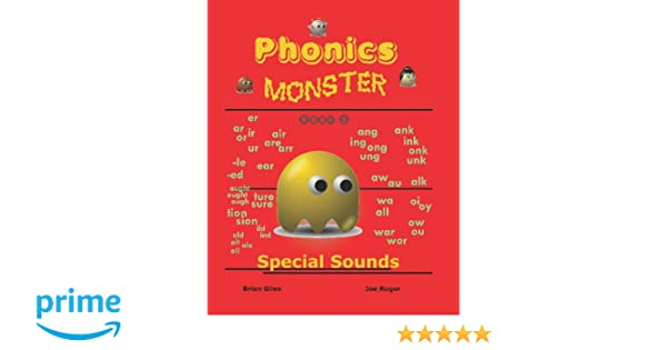 Workbook ay sound worksheets : Amazon.com: Phonics Monster - Book 5: Special Sounds ...