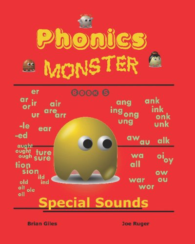 Amazon.com: Phonics Monster - Book 5: Special Sounds ...