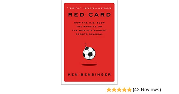 Amazoncom Red Card How The Us Blew The Whistle On The Worlds