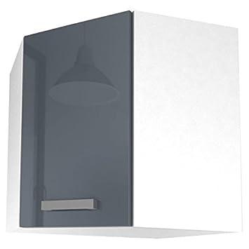 Amazon.de: START Meuble de cuisine haut d\'angle L 58 cm ...